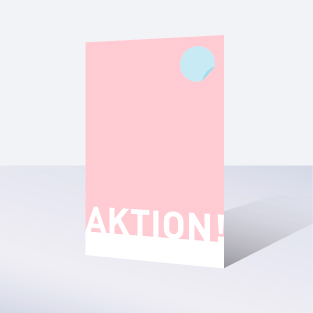 Aktionsflyer